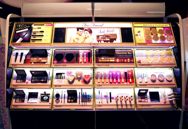 Too Faced POP Display