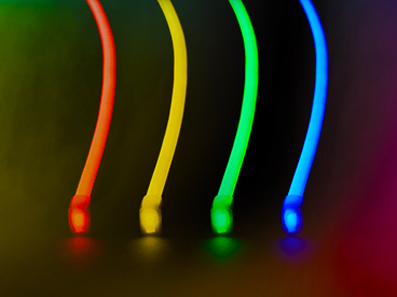 neon led light tube