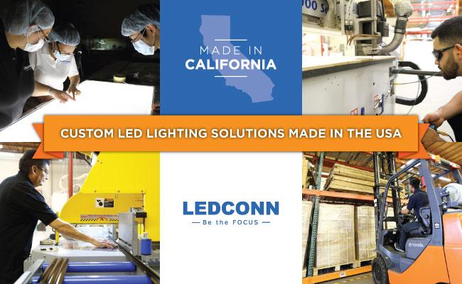 LEDCONN Made in CA