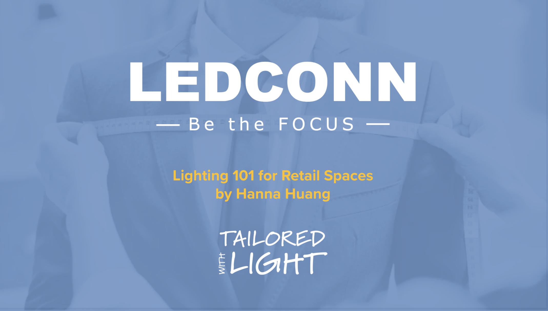 Lighting 101 webinar