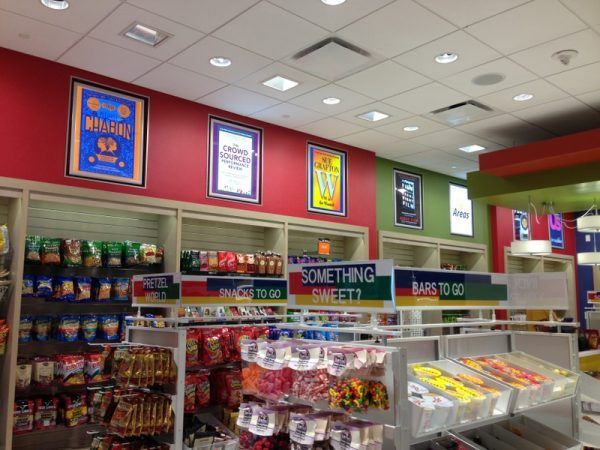 Airport Convenience Store