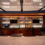 Tony's Restaurant Luxury LED Illuminated Bar Centene St. Louis, Missouri